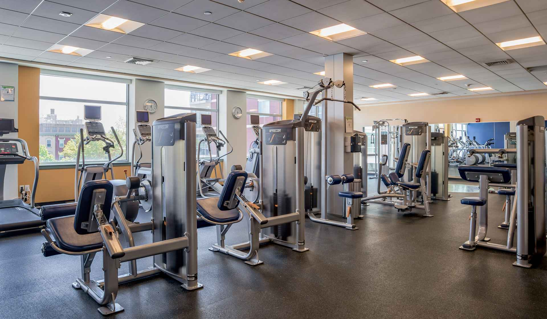 777 South Broad Street - Philadelphia Apartments - Fitness Center