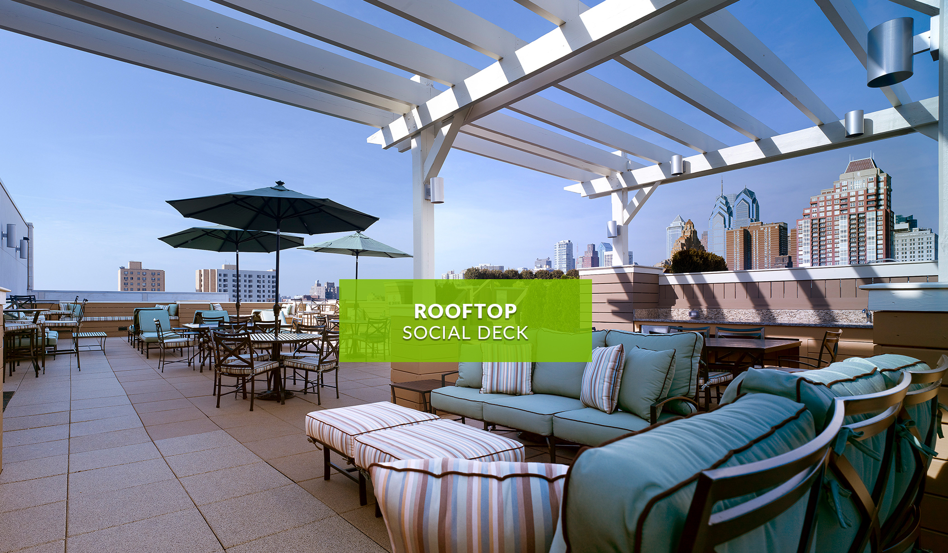 777 South Broad - Rooftop Lounge - Philadelphia, PA